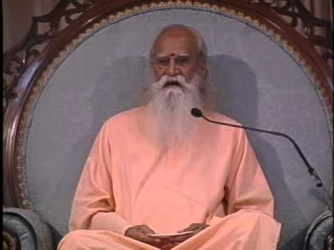 """Failure as a Stepping Stone"" - A Talk by Swami Satchidananda (Integral Yoga)"