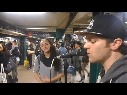INTERVIEWING NEW YORKERS - SUBWAY MUSICIAN CHRIS ZURICH - VLOG 49  | NYC