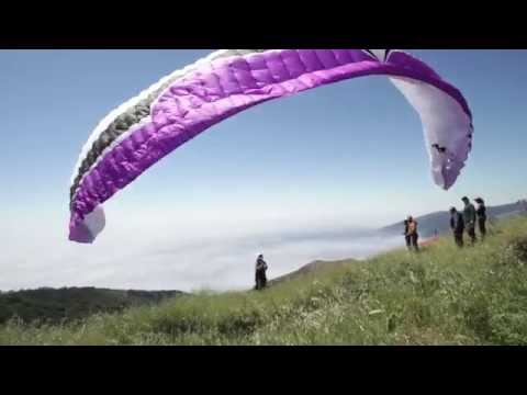 Big Sur Paragliding April 2015'