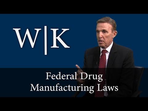 Federal Drug Manufacturing (21 USC 841)