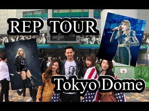 Taylor Swift - Reputation Stadium Tour Vlog (Indonesia) Mp3