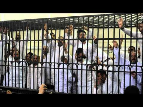 Court Confirms Egypt Muslim Brotherhood Death Sentences