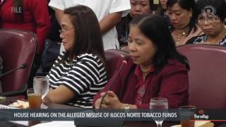 House prepares detention room for Imee Marcos