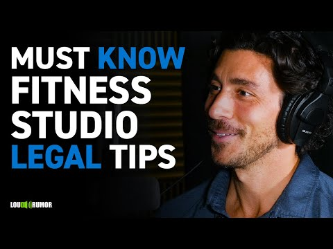 PRO #4: Cory Sterling: Making Law Sexy For Fitness Studios | The GSD Show with Mike Arce