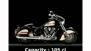 Indian Chief Blackhawk Dark Features