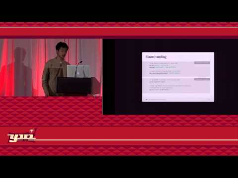 Clarence Leung: YUI and the New Server-Side Front-End