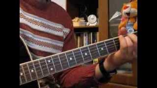 30.02 -- Примером (cover) на гитаре