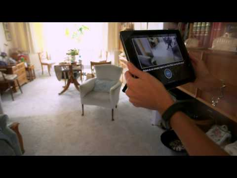 The augmented reality apps for your home - BBC Click