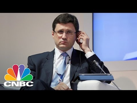 Russian Energy Minister To Skip OPEC Meeting: Bottom Line | CNBC