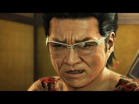 Yakuza 0: Daisaku Kuze Boss Fight (1080p 60fps)