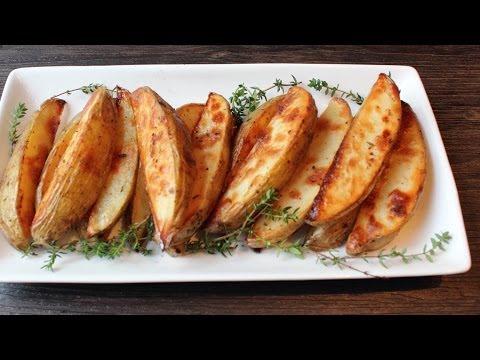 Duck Fat Steak Fries – Crusty Oven-Fried Potato Wedges