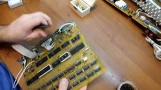 Ремонт компьютера Спектр 001 Радио 86РК   Soviet Retro PC(, 2016-11-25T12:34:09.000Z)