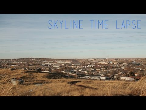 Skyline Time Lapse
