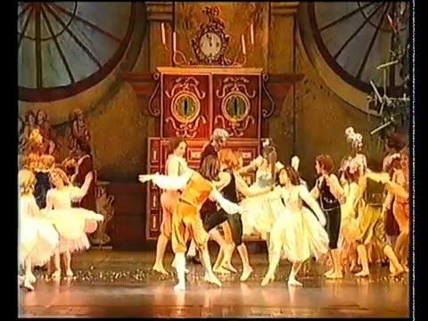 """Балет """"Щелкунчик"""" П.И. Чайковского. Гедиминас Таранда. Новая Опера"""