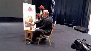 Мастеркласс Сергея Андрияки в Московском Манеже 07.10.2016
