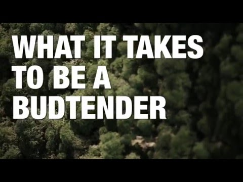 What does it take to be a 'budtender'?