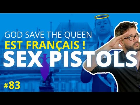 UCLA#82 : GOD SAVE THE QUEEN - SEX PISTOLS