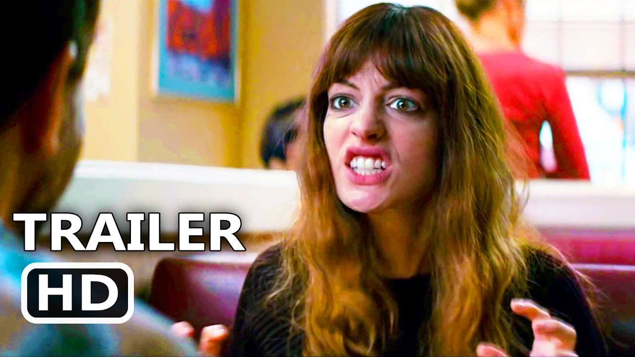 COLOSSAL Official Trailer # 2 (2017) Anne Hathaway Sci-Fi ...