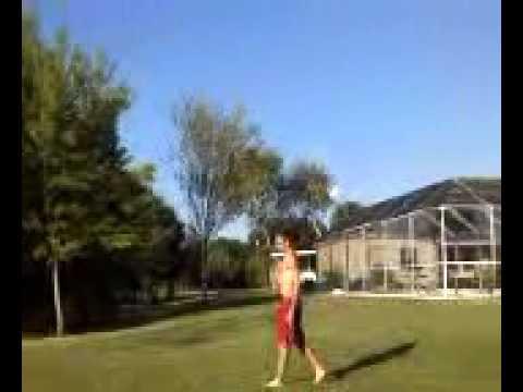 Just practicing flips