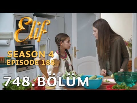 Elif 748. Bölüm | Season 4 Episode 188