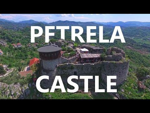 Kalaja e Petreles nga droni, Petrela Castle drone view || Dronalb