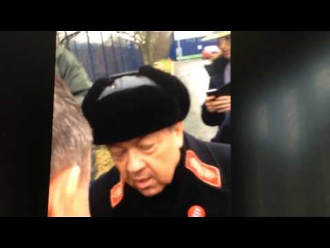 David Sullivan Accosted By Angry West Ham Fans at The Hawthorns
