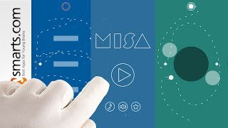 Misa! Relaxing Puzzle Game - draw a path and avoid obstacles [6+, iOS, Android, free]