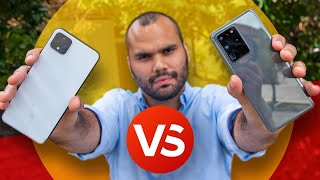 Samsung Galaxy S20 Ultra vs. Google Pixel 4 ULTIMATE camera showdown