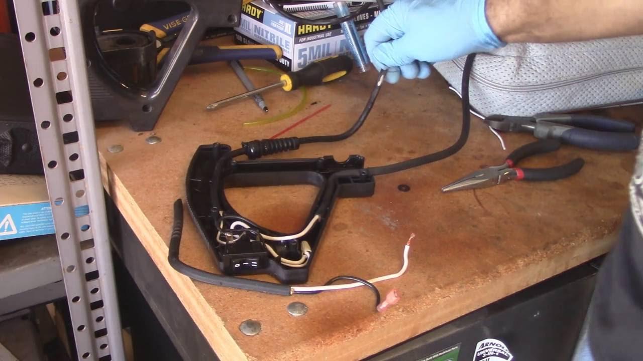 medium resolution of replace oreck vacuum power cord youtubereplace oreck vacuum power cord