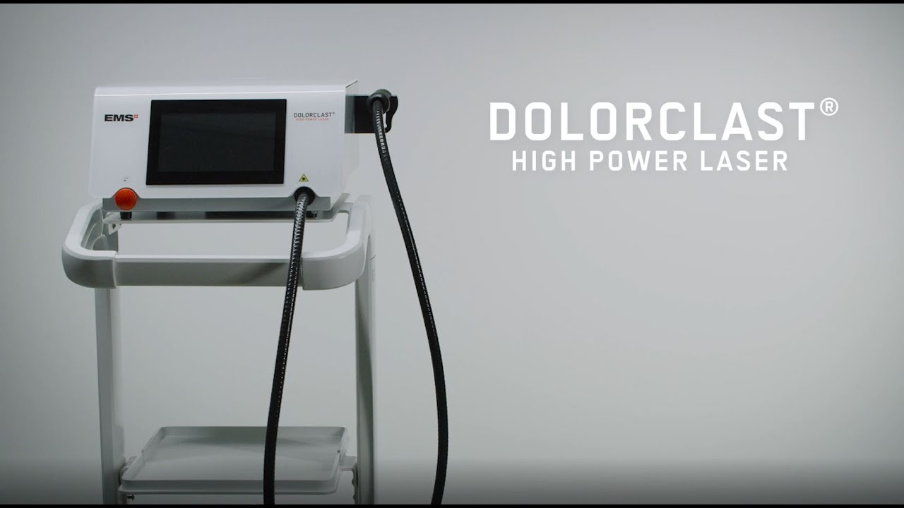 Dolorclast High Power Laser Ems Pain Therapy