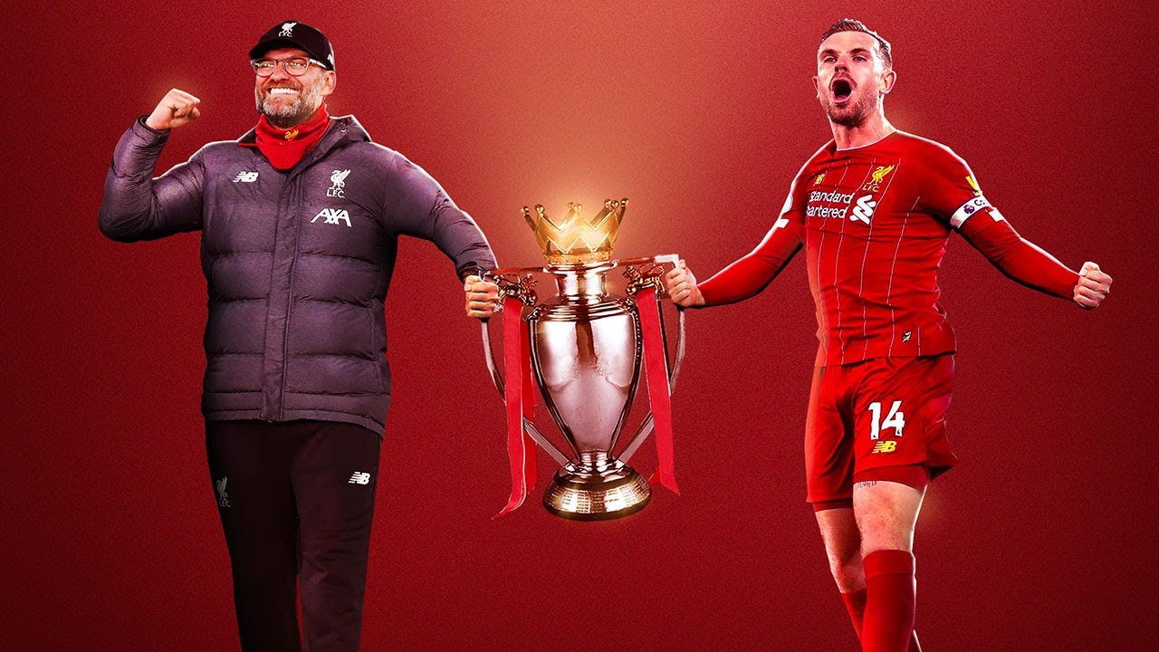 Liverpool become Premier League champions after 30-year wait