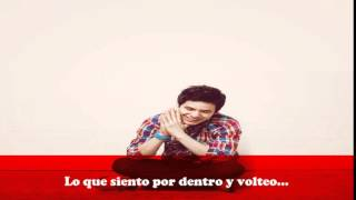 David Archuleta - A Little Too Not Over You (Subtitulos En Español)