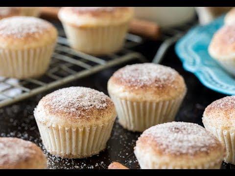 Mini Cinnamon Muffins