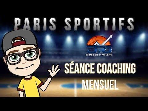 [Paris Sportifs] Séance Coaching Septembre 2017