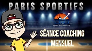 [Paris Sportifs] Séance Coaching Septembre 2017