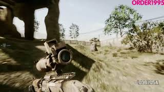 Medal of Honor: Warfighter Gameplay - (Ultra Settings) (940MX) (PC HD) (2018)