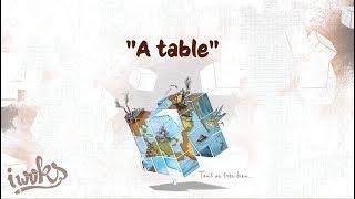 "✍ I Woks - A table - Album ""Tout va très bien..."" - (Lyrics vidéo)"