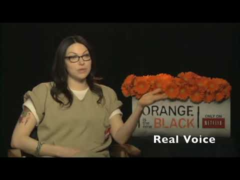 Laura Prepon's Amazing Voice