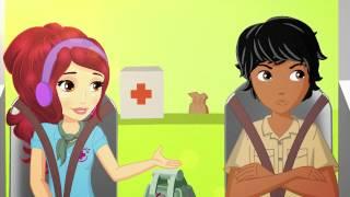 LEGO® Friends - Webisode 10 - Мишка в бе...