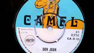 Johnny Organ Don Juan - Camel - Pama Records