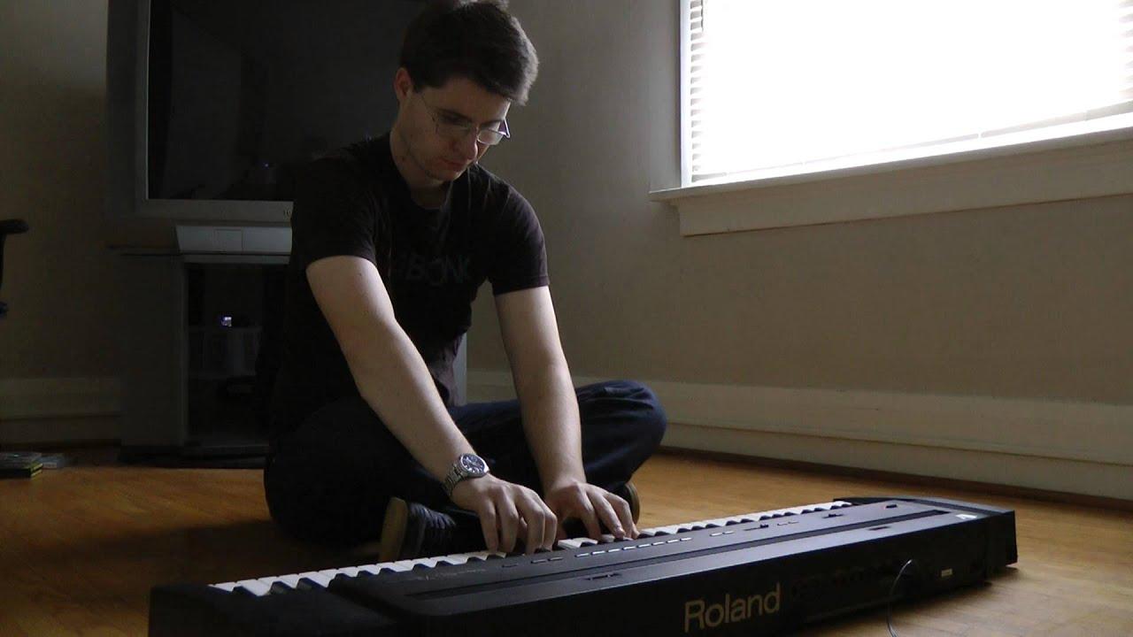 roland ep 7 ii keyboard demo youtube. Black Bedroom Furniture Sets. Home Design Ideas