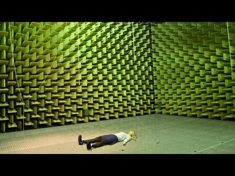 هذه الفتاة دخلت الى أكثر غرفة عازلة للصوت في العالم وبعد مرور 48 دقيقة هذا ماحدث لها
