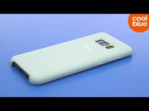 Samsung Galaxy S8/S8 Plus Silicone Back Cover Productvideo (NL)
