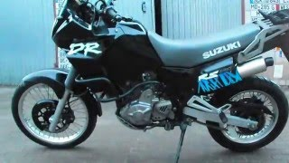 мотоцикл SUZUKI DR 650 RS