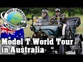 Around the World in a Ford Model T - World Tour in Australia
