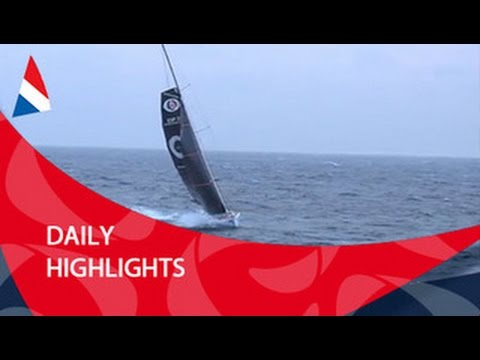 D8 : In the heart of the archipelago of Cape Verde / Vendée Globe