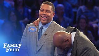 COMEBACK for the MACKS? | Family Feud