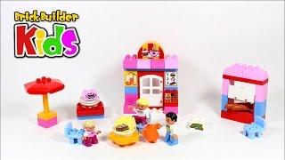 Lego Duplo 10587 Café – Lego Speed Build For Kids
