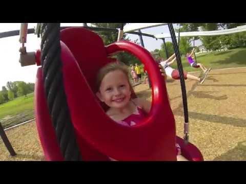 Tirolina ZipKrooz™ - La más segura del mercado para niños de 5 a 12 años - Microarquitectura