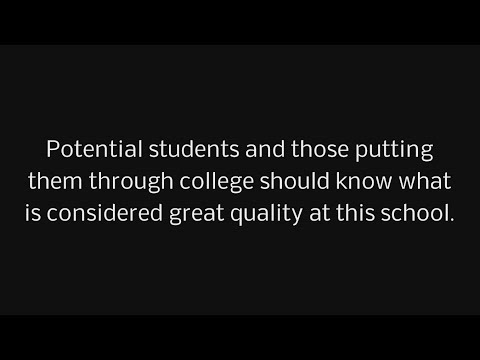 The Art Institute of Las Vegas Review:  Quality of Graduation Work